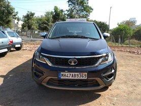 Used Tata Hexa XM MT car at low price in Nashik