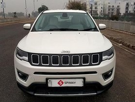 Jeep Compass 1.4 Limited AT 2017 in New Delhi