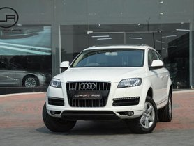 Audi Q7 35 TDI Quattro Premium Plus AT in Ludhiana