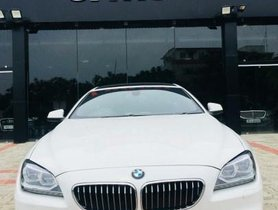 BMW 6 Series 640d Gran Coupe 2013 AT for sale in Chennai