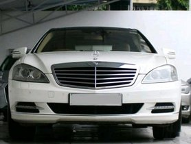 2012 Mercedes Benz S Class AT for sale in Kolkata