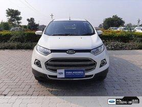 2016 Ford EcoSport 1.5 Diesel Trend MT for sale in Jalgaon