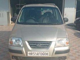 2009 Hyundai Santro Xing GLS CNG MT for sale in Faridabad