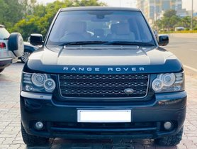 Used 2011 Land Rover Range Rover AT for sale in Chennai