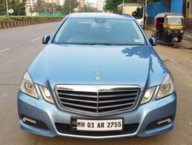 Mercedes-Benz E-Class 2009-2013 E350 Petrol AT for sale in Mumbai