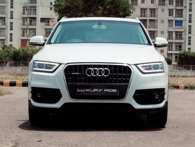 Audi Q3 2012-2015 2013 AT for sale in Ludhiana