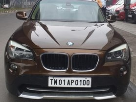 BMW X1 sDrive 20d Sportline AT for sale in Chennai