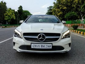 Mercedes-Benz CLA 2015-2016 200 CDI Sport AT for sale in New Delhi