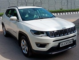 2018 Jeep Compass 1.4 Limited Option AT for sale at low price in New Delhi