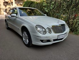 2007 Mercedes Benz E-Class 280 CDI AT 1993-2009 for sale at low price in Mumbai