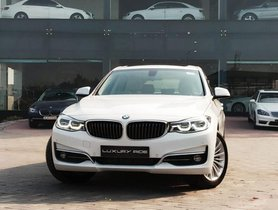 BMW 3 Series GT Luxury Line AT 2016 in Ludhiana