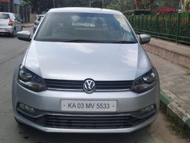 2015 Volkswagen Polo 1.2 MPI Highline MT for sale at low price in Bangalore