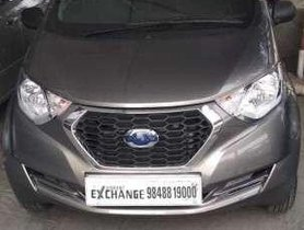 Used Datsun GO 2018 MT for sale in Hyderabad