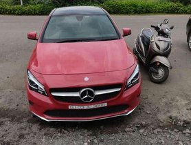 Used Mercedes Benz GLA Class AT for sale in Surat