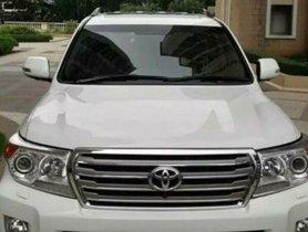 2012 Toyota Land Cruiser VX Diesel MT in New Delhi