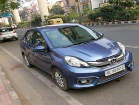 2016 Honda Amaze VX Petrol MT for sale in New Delhi