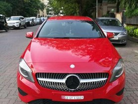 Mercedes-Benz A-Class A 180 CDI Style, 2015, Diesel AT for sale in Mumbai