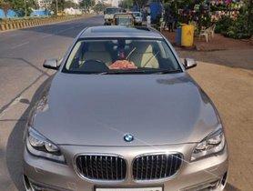 2015 BMW 7 Series AT 2007-2012 for sale at low price in Mumbai