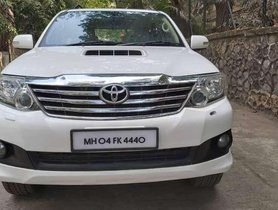 Used 2012 Toyota Fortuner AT for sale in Goregaon