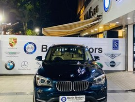 Used BMW X1 sDrive 20d Sportline AT 2014 in Pune
