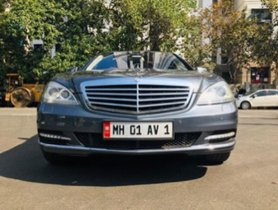 2010 Mercedes Benz S Class AT for sale at low price in Mumbai