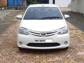 Toyota Etios Cross 1.4L VD MT 2014 in Pune