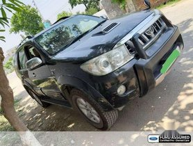 2011 Toyota Fortuner MT for sale in Amritsar