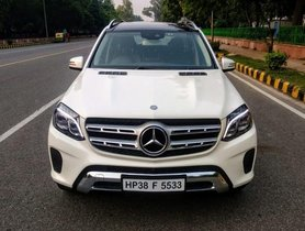 Mercedes Benz GLS 2017 AT for sale in New Delhi