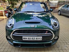 Mini Cooper Convertible S 2019 AT for sale in Mumbai