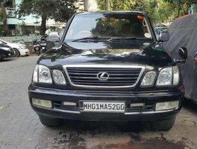 Used Lexus LX 570 2003 AT for sale in Mumbai