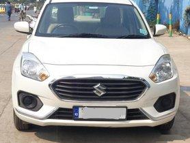 Used 2018 Maruti Suzuki Dzire AMT VDI AT for sale in Thane