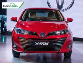 Toyota Yaris CNG To Be Launched This Year