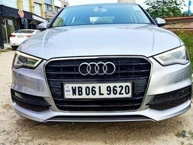Used Audi A3 AT for sale in Kolkata at low price