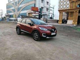 Renault Captur 1.5 Platine, 2017, Diesel MT for sale in Chennai