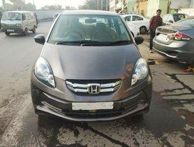 Used Honda Amaze S i-Dtech MT car at low price in New Delhi