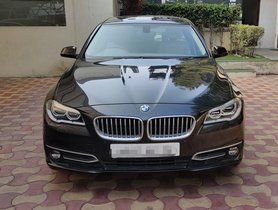 BMW 5 Series 2013-2017 520d Luxury Line AT for sale in Hyderabad
