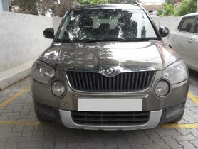 Skoda Yeti 2009-2013 Ambition 4X2 MT  in Coimbatore