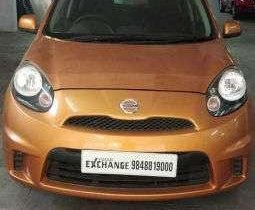 Used 2017 Nissan Micra Active MT for sale in Hyderabad