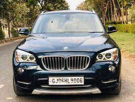 Used BMW X1 2014 AT for sale in Ahmedabad