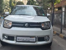 Used 2017 Maruti Suzuki Ignis 1.2 Zeta MT in Mumbai for sale