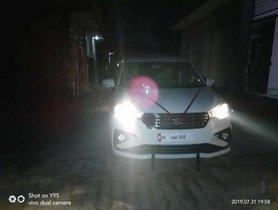 Used 2019 Maruti Suzuki Ertiga MT for sale in Ambala