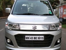 2017 Maruti Suzuki Wagon R Stingray MT for sale at low price in Mumbai