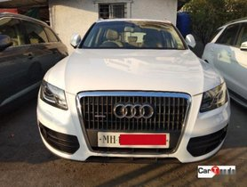 2011 Audi Q5 AT 2008-2012 for sale at low price in Pune