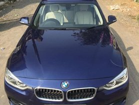 Used 2018 BMW 3 Series AT for sale in Ahmedabad