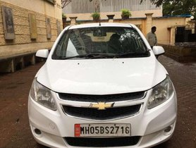 Chevrolet Aveo U VA 1.2 2013 AT for sale in Mumbai