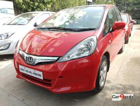 Used Honda Jazz Select Edition MT 2011 in Pune