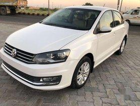 2016 Volkswagen Vento AT for sale in Jamnagar