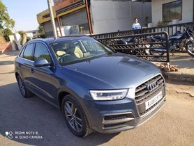 2018 Audi Q3 AT 2012-2015 for sale in Jaipur