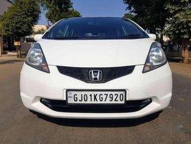 Used Honda Jazz X, 2010, Petrol MT for sale in Ahmedabad