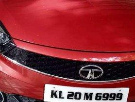 Tata Tigor XZ 2018 MT for sale in Neyyattinkara